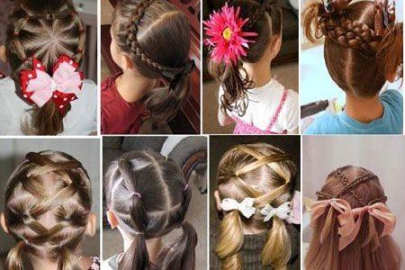 صور بالصور تسريحات شعر للاطفال , اجمل تسريحات شعر الاطفال الجديده