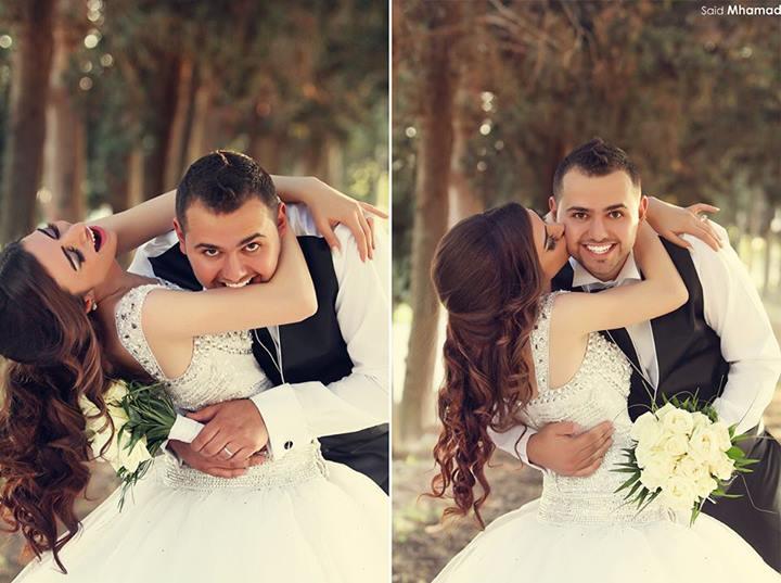 نتيجة بحث الصور عن اجمل لقطات الصور للعرسان