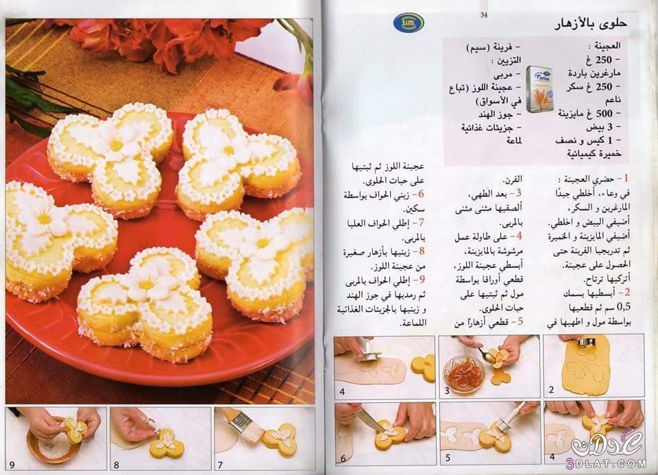 صورة حلويات سهلة وسريعة بالصور , بالصور حلويات سهله وسريعه