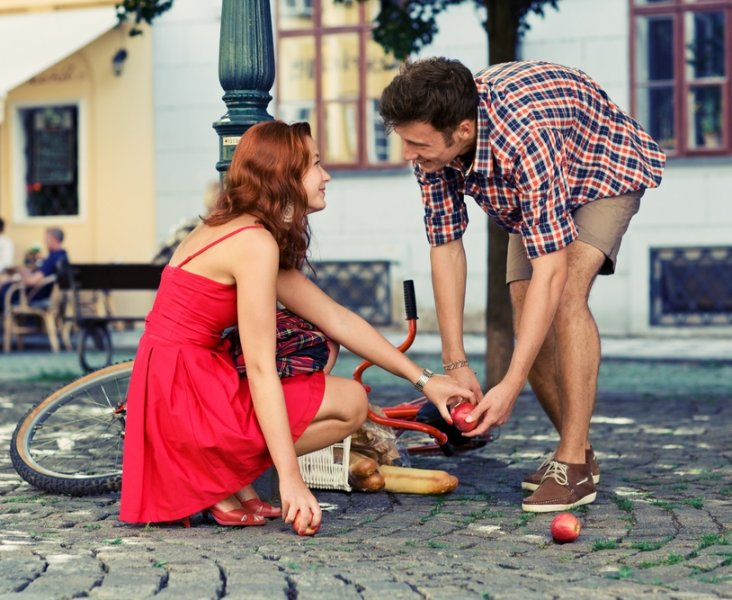 صورة الحب من اول نظرة , جمال الحب من اول نظره