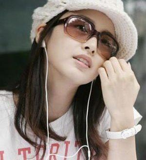 صور بنات كوريات كيوت بالنظارات , بالصور اجمل بنات كوريات بالنظارات