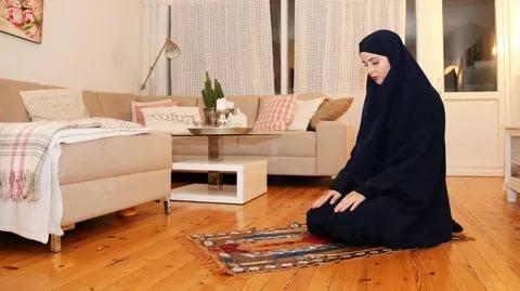 صورة تفسير حلم الصلاة للمتزوجة , حلم المتزوجه اذا رات انها تصلى وتفسيره