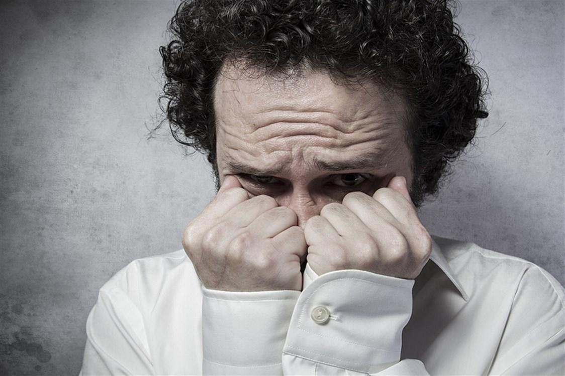 صورة التخلص من الخوف من المرض , كارثة الخوف من التعب