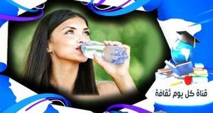 صورة الشعور بالعطش رغم شرب الماء , اسباب العطش المستمر