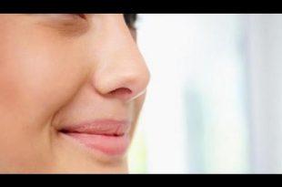 صورة علاج دهون الوجه , وصفات طبيعيه للتخلص من دهون الوجه