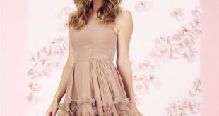 صور فساتين المراهقات , تفصيلات جديدة لفستان بنت ال17 سنه