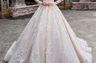 صور بدلات اعراس تركية , فساتين زفاف تركي
