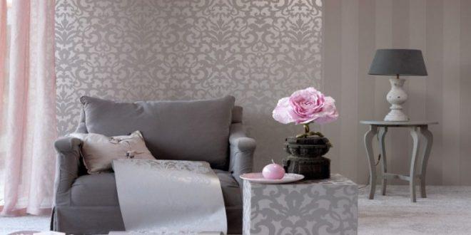 صور تنسيق ورق الجدران , ديكورات منزليه بورق الحائط