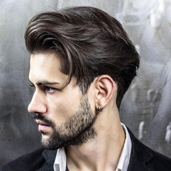 صورة قص شعر رجال , قصات شعر ترند للرجال