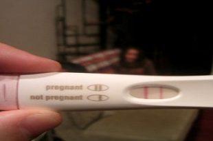 صور كشف الحمل المنزلي , اختبار حمل منزلي