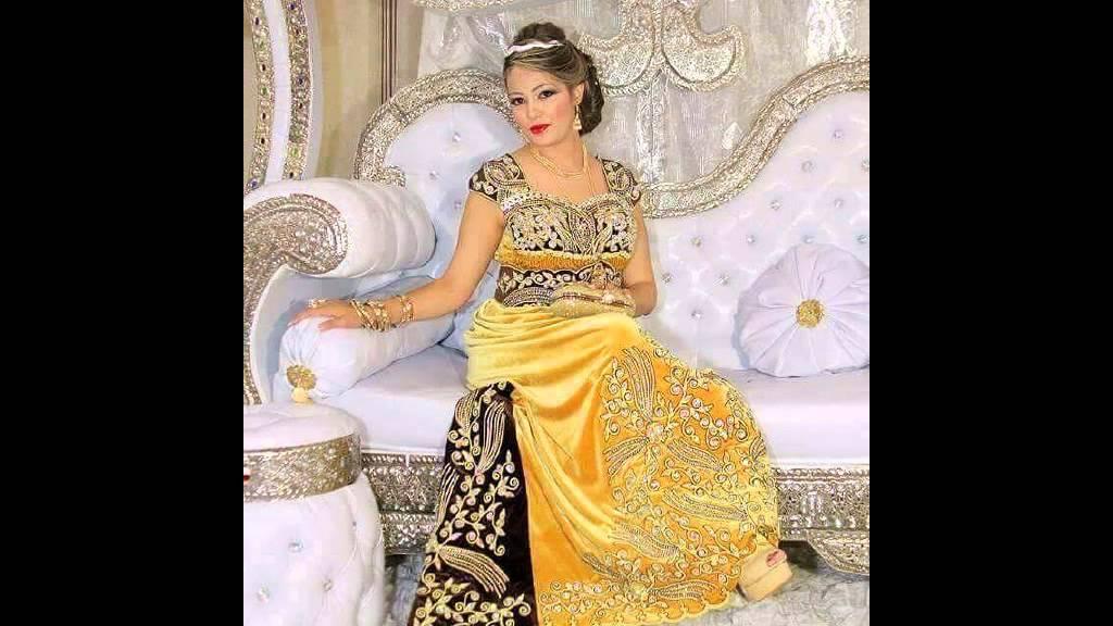 صور قندورة فتلة قسنطينية , لباس ملكي جزائري