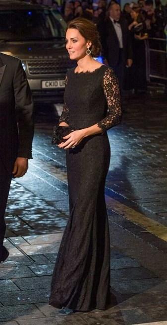 صورة فستان كيت ميدلتون , صور لاجمل فياتين الدوقه كيت ميدلتون