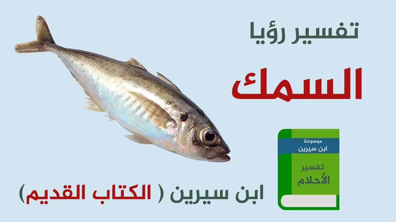 صورة تفسير حلم السمك المطبوخ , معني رؤيه السمك المطبوخ في المنام