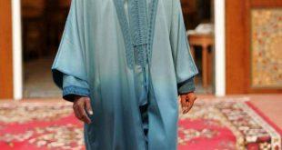 صورة لباس مغربي رجالي , صور للقفطان الرجالي المغربي