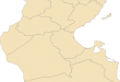 صور خريطة تونس مفصلة , حدود تونس الجعرافيا