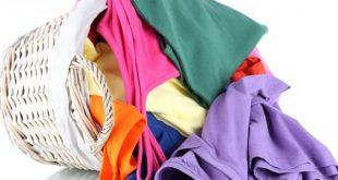 صور ازالة صبغ الملابس على بعضها , كيفيه تنظيف الملابس من بقعه الالوان