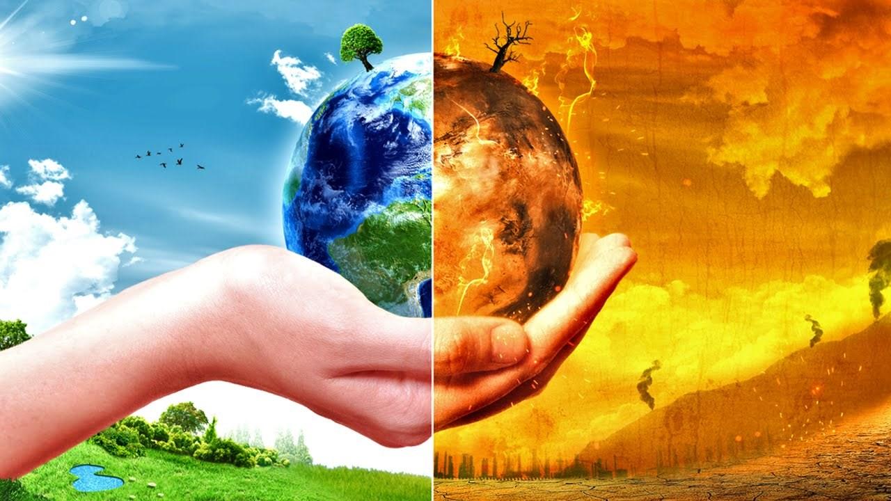 صورة مقال عن الاحتباس الحراري , ظاهره الاحتباس الحراري