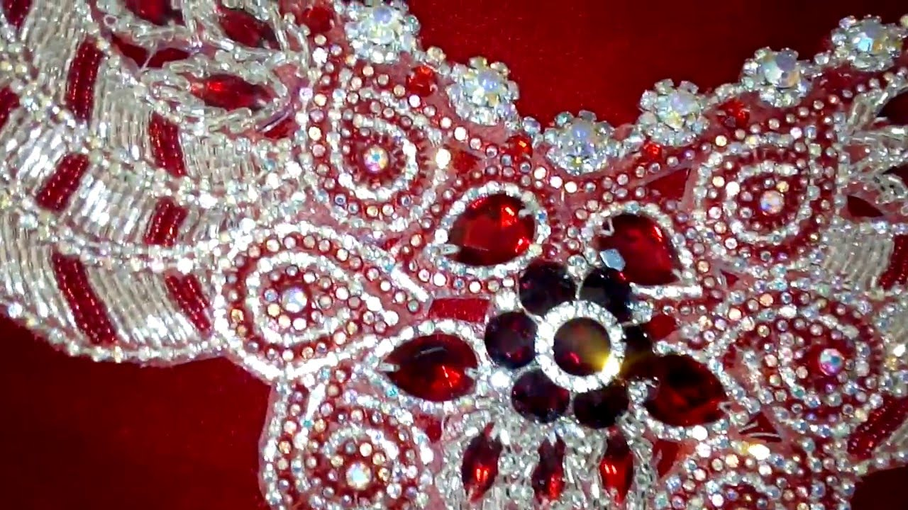 صورة خياطة بلايز وهرانية , اروع البلايز الوهرانيه بخياطه مميزه