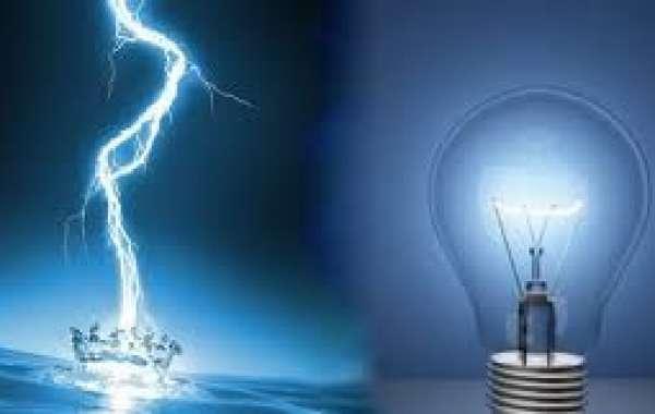 صورة الكهرباء في المنام , تفسير رؤيه صعق الكهرباء في الحلم