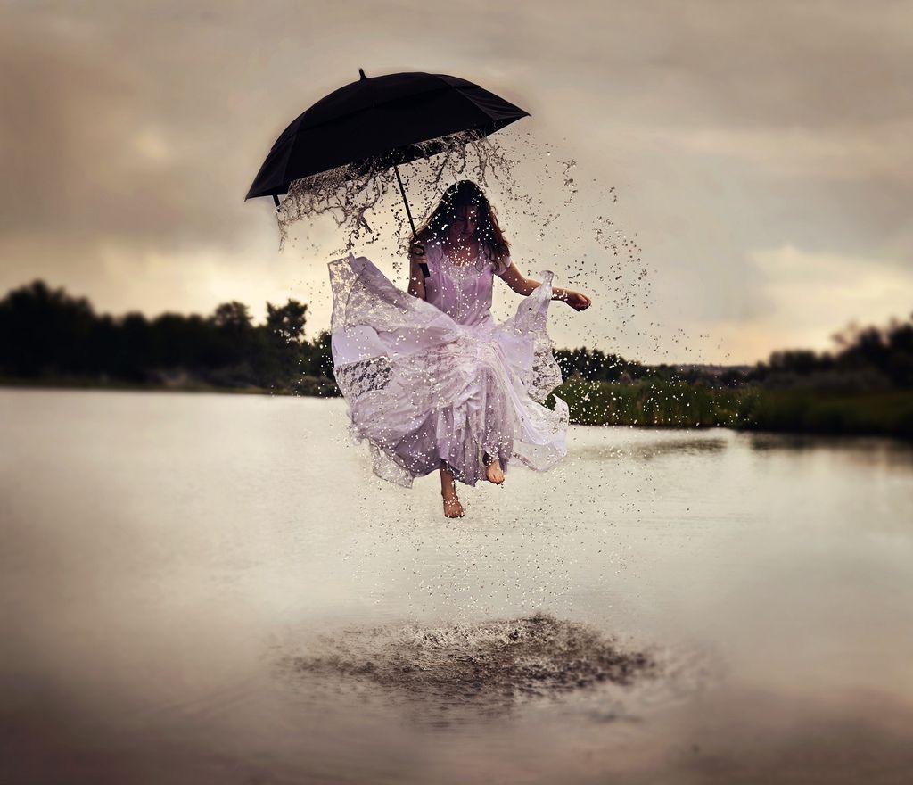 صور تفسير حلم المطر , معني المطر في الحلم لابن سيرين