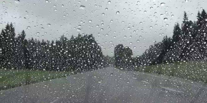 صور تفسير حلم نزول المطر داخل البيت للعزباء , معني المطر داخل البيت