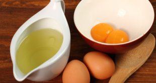 صور ماسك صفار البيض وزيت الزيتون للشعر , فوائد البيض وزيت الزيتون للشعر