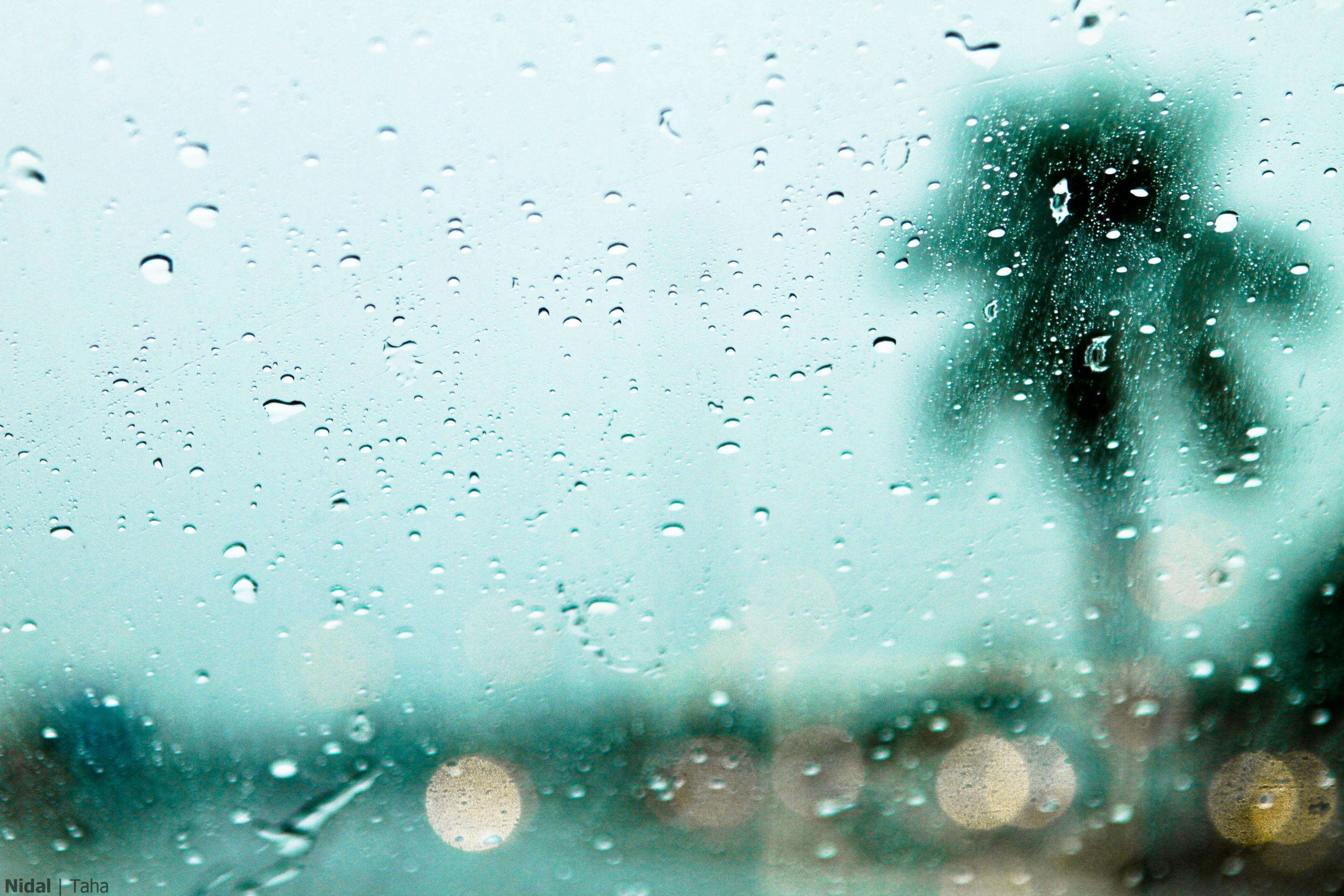 صورة كيف بينزل المطر , تكوين السحاب ونزول المطر