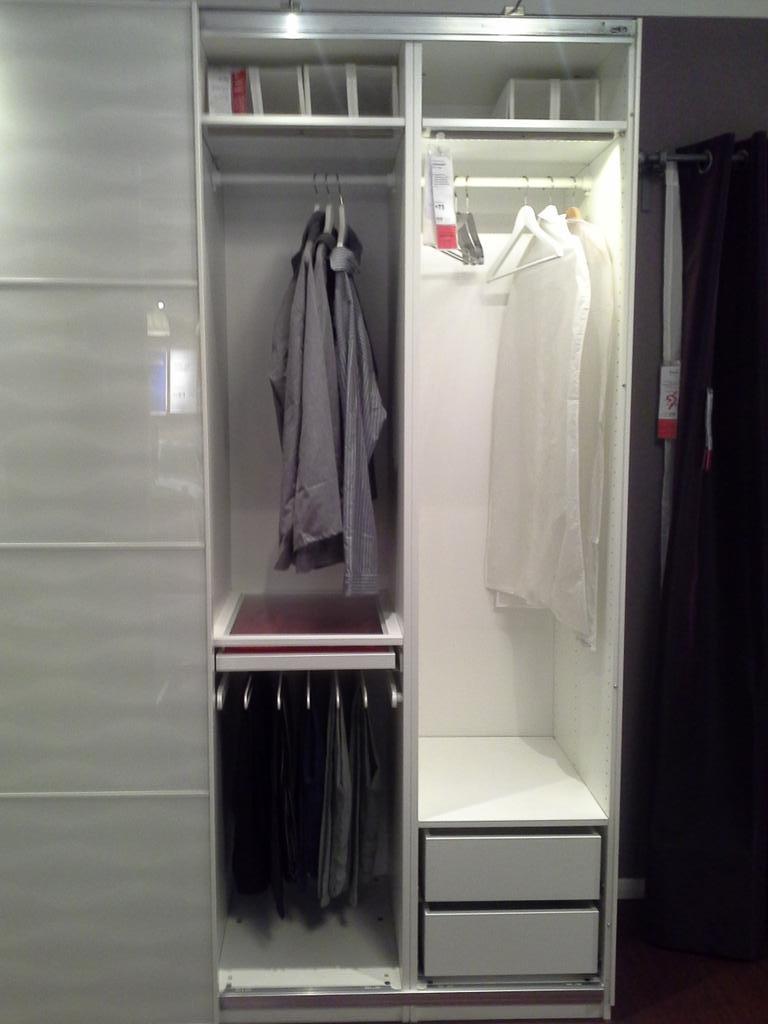صور خزائن ملابس ايكيا , تصميمات خزائن من ايكيا
