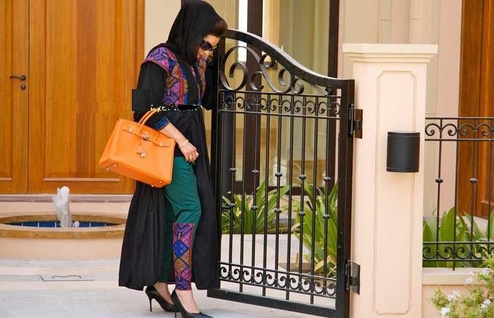 صورة محجبات اخر زمن , مخالفات الحجاب الشرعي
