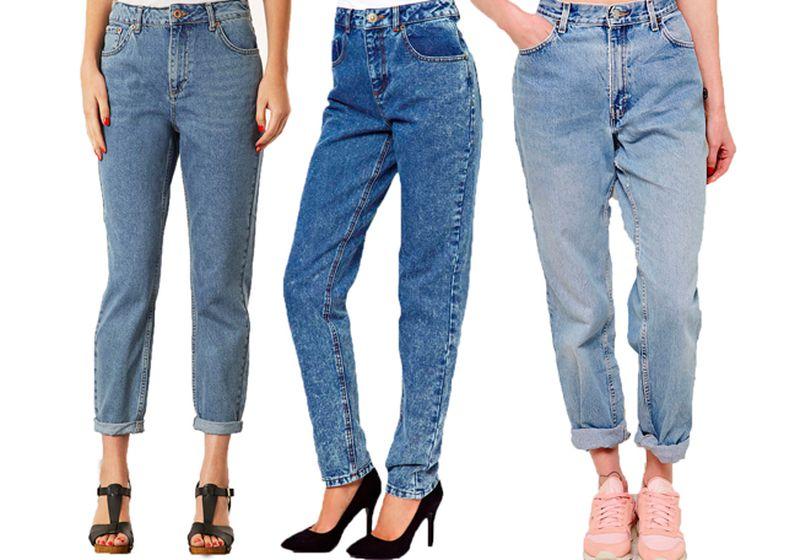 صورة احدث بناطيل جينز , موديلات جينز رائعة