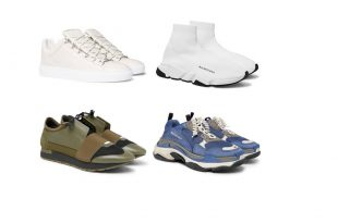 صورة ماهي احذية سنيكرز , مميزات سنيكرز في صناعة الاحذية