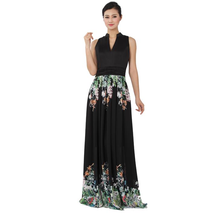 صورة فستان ام العريس , احدث موديلات الفساتين 5269 3