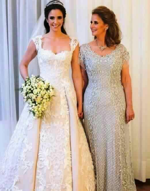 صورة فستان ام العريس , احدث موديلات الفساتين 5269 5