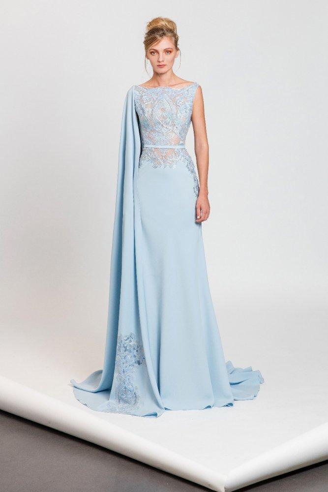 صورة فستان ام العريس , احدث موديلات الفساتين