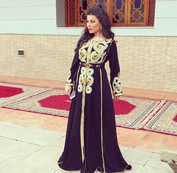 صورة عبايات مغربية 2019 , عبايات من دولة المغرب 5301