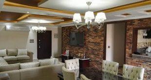 صور تصميم شقة دورين مساحة صغيرة , تصميم دوبليكس جميل