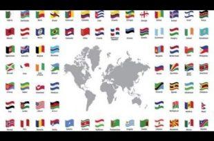 صورة كم من دولة في العالم , ما عدد الدول الموجوده في كل قاره