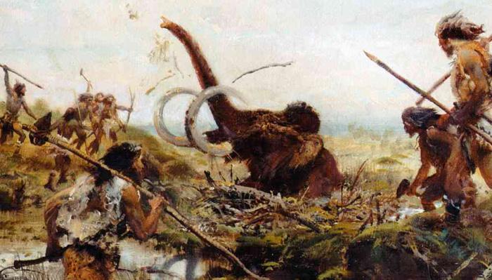 صورة العصور التاريخية التي مرت منها البشرية , ماهى عصور ماقبل التاريخ؟