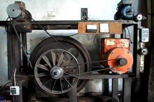 صور كيفية صنع مولد كهرباء بدون وقود , وداعا لانقطاع الكهرباء واصنع كهرباء ذاتية بطريقة بسيطة وسهلة