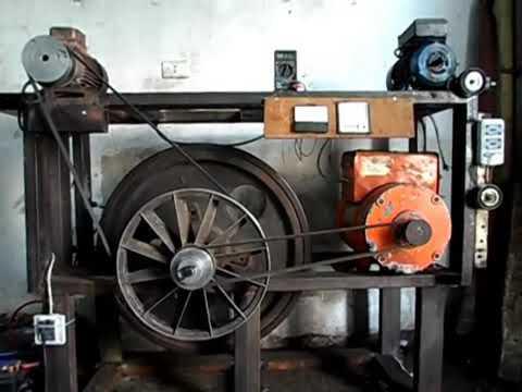 صورة كيفية صنع مولد كهرباء بدون وقود , وداعا لانقطاع الكهرباء واصنع كهرباء ذاتية بطريقة بسيطة وسهلة