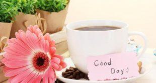 صورة اجمل كلمات الصباح , ابدا يومك بمسجات الصباح العطرة