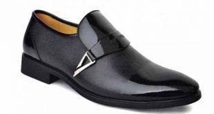 صور احذية رجالية جلد طبيعي , تشكيلة كلاسيكية للاحذية الطبيعية