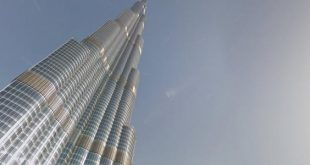 صورة اكبر برج في العالم , معلومات مزهلة عن برج خليفة تعرف عليها ؟