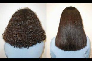 صور فرد الشعر طبيعي 100 لجميع انواع الشعر , وصفات مجربة لتمليس الشعر طبيعيا