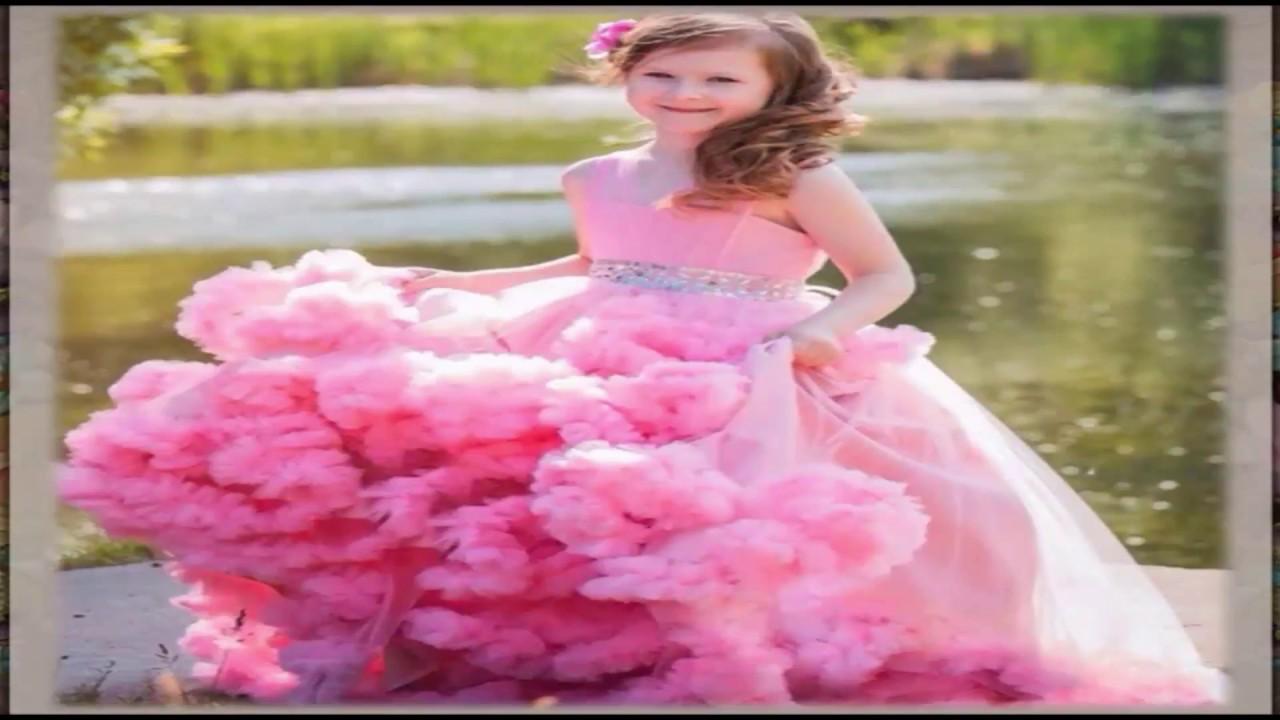 صور احلي فساتين اطفال , احدث موديلات ملابس اطفال بناتى