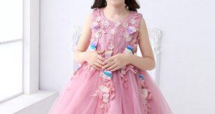 صورة احلي فساتين اطفال , احدث موديلات ملابس اطفال بناتى
