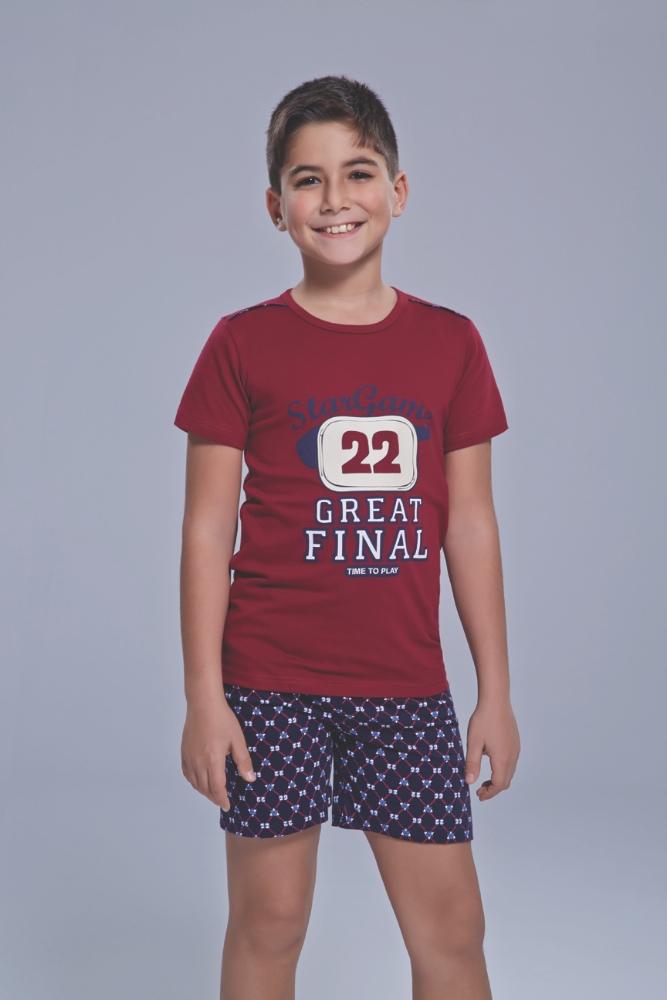 صورة ملابس اولاد صيفية , الكسوة الصيفية للاولاد الصغار اخر شياكة 2682 9
