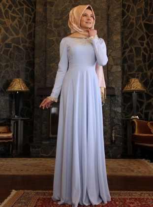 صورة تصميم فساتين سواريه , احدث صيحات الموضة لملابس السهرة