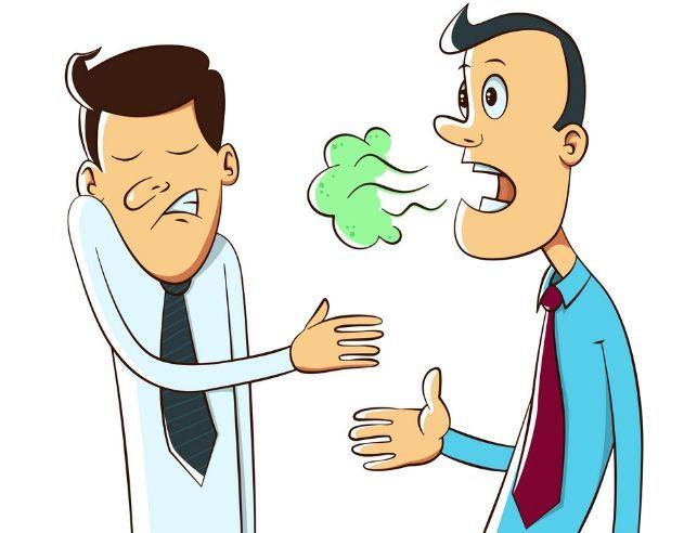 صور رائحه الفم الكريهه , اسباب و علاج رائحه الفم الكريهه