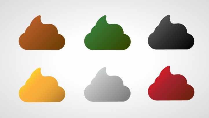 سبب لون البراز اسود ما هي الامراض المسببه لتغير لون البراز شوق وغزل